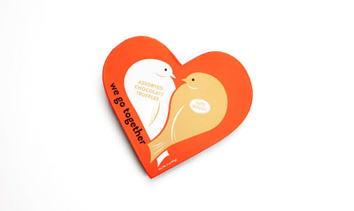 LOVE BIRDS HEART BOX- Code#: SN1074
