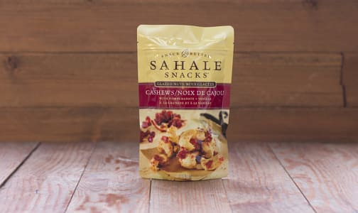 Cashews with Pomegranate & Vanilla- Code#: SN107