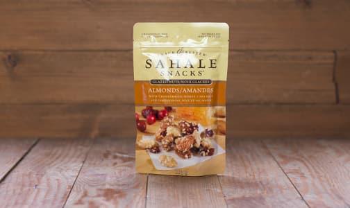 Almonds with Cranberries, Honey & Sea Salt- Code#: SN108