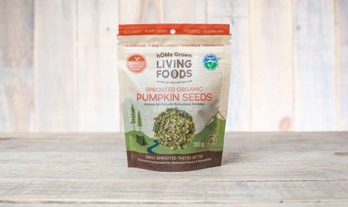Organic Sprouted Pumpkin Seeds- Code#: SN1094