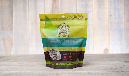 Seaweed Surf Snax - organic mineral rich trail mix- Code#: SN1095