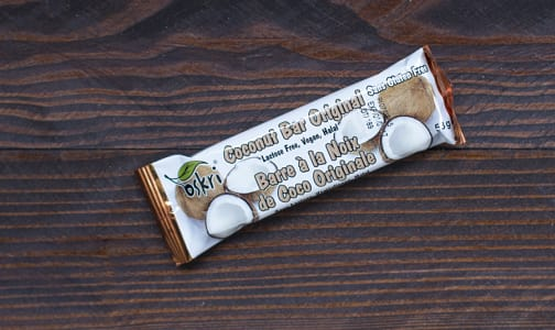 Organic Coconut Bar - Original- Code#: SN1102