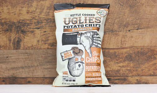 BBQ Kettle Chips- Code#: SN1108