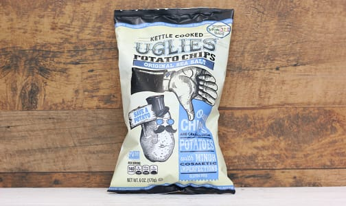 Original Sea Salt Kettle Chips- Code#: SN1110