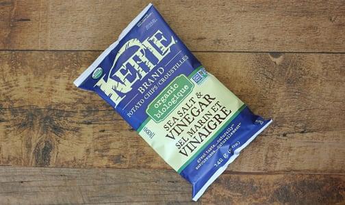 Organic Sea Salt & Vinegar Chips- Code#: SN1113