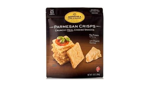 Parmesan Cheese Crisps- Code#: SN1125