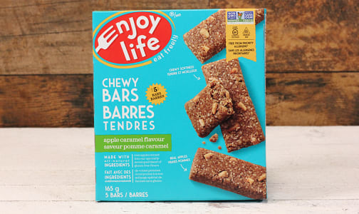 Chewy Bars - Caramel Apple- Code#: SN1148