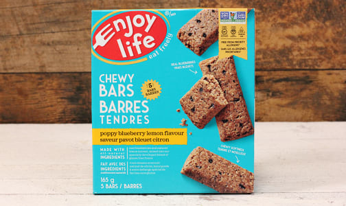 Chewy Bars - Poppy Seed Blueberry Lemon- Code#: SN1149