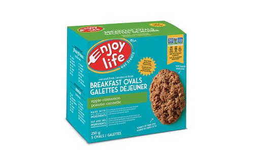 Breakfast Ovals - Apple Cinnamon- Code#: SN1156