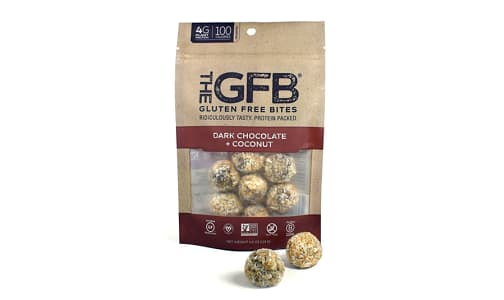 Dark Chocolate Coconut Bites- Code#: SN1198