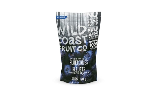 Dried Whole Blueberries- Code#: SN1237