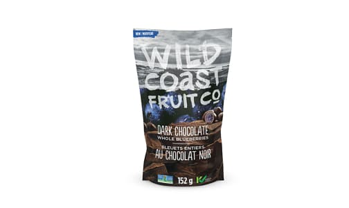 Dark Chocolate Whole Blueberries- Code#: SN1239