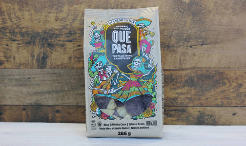 Organic Limited Availability - Day of the Dead Chips- Code#: SN1288