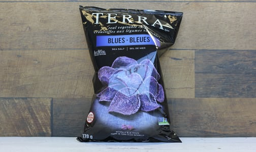 Blue Potato Chips- Code#: SN1312