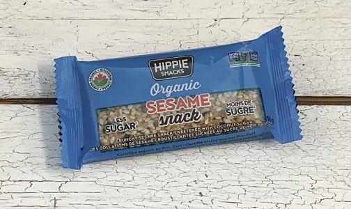 Organic Sesame Snack- Code#: SN1346