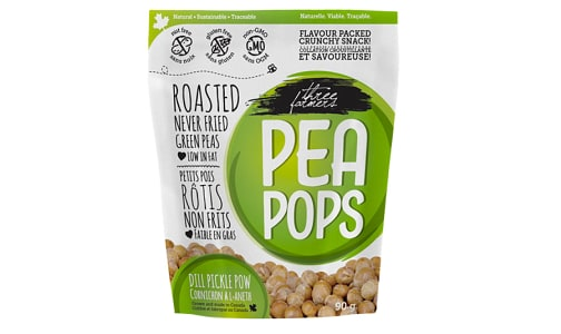 Pea Pops - Dill Pickle- Code#: SN1374