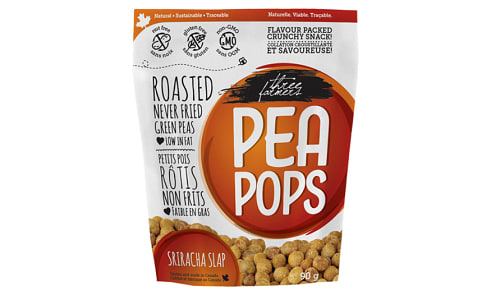 Pea Pops - Sriracha- Code#: SN1377
