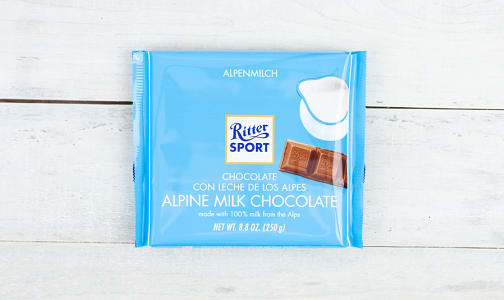 Alpine Milk Chocolate Bar- Code#: SN1384