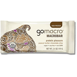 Organic MacroBar Peanut Butter Chocolate Chips- Code#: SN1391