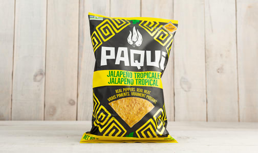 Jalapeno Tropicale Tortilla Chips- Code#: SN1426