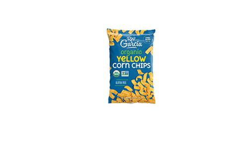Organic Corn Chips - Yellow- Code#: SN1441