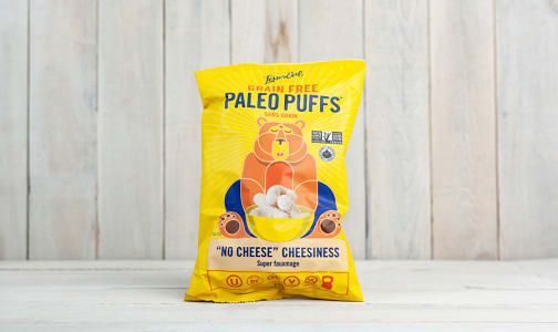 Organic Paleo Puffs - No Cheese- Code#: SN1445
