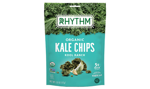 Organic Kale Chips - Ranch- Code#: SN1456