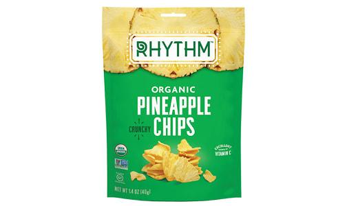 Organic Pineapple Bites- Code#: SN1464