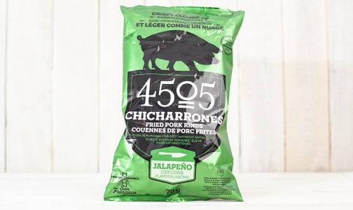 Pork Rinds - Jalapeno Cheddar- Code#: SN1469