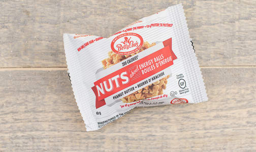 Protein Plus Peanut Butter Ball- Code#: SN1482