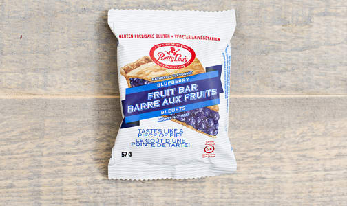 Blueberry Fruit Bar- Code#: SN1487