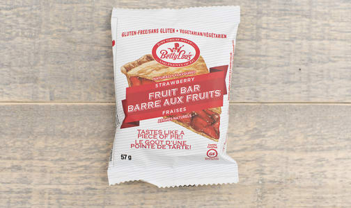 Strawberry Fruit Bar- Code#: SN1489