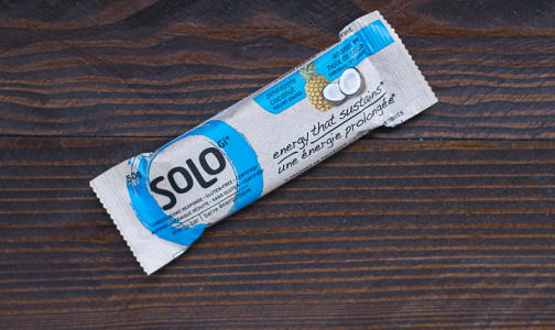 Pineapple Coconut Energy Bar- Code#: SN1504