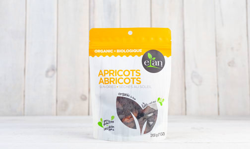 Organic Sun-Dried Apricots- Code#: SN1523
