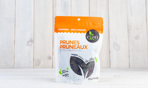 Organic Pitted Prunes- Code#: SN1524