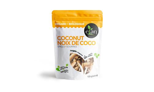 Organic Coconut Smiles- Code#: SN1529