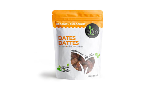 Organic Pitted Dates- Code#: SN1533