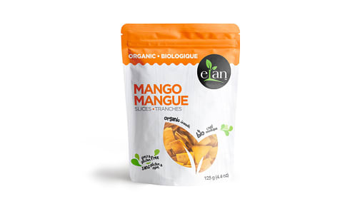 Organic Mango Slices- Code#: SN1534