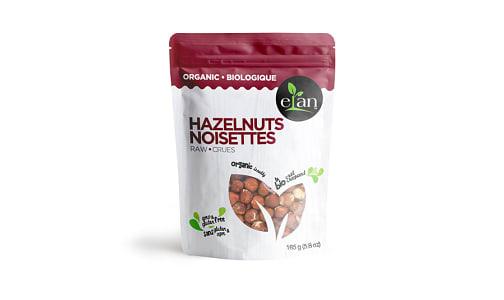 Organic Raw Hazelnuts- Code#: SN1540