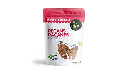 Organic Raw Pecans- Code#: SN1543