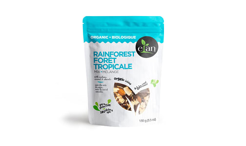 Organic Rainforest Mix- Code#: SN1545
