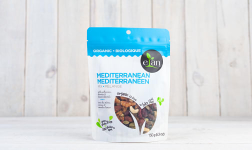 Organic Meditteranean Mix- Code#: SN1548