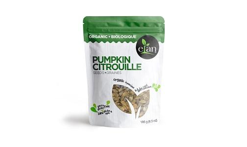 Organic Pumpkin Seeds- Code#: SN1550