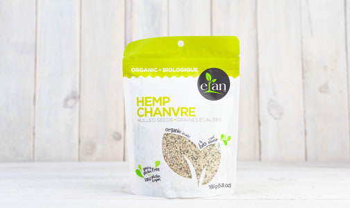Organic Hulled Hemp Seeds- Code#: SN1552