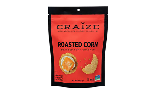 Roasted Toasted Corn Crisp- Code#: SN1560