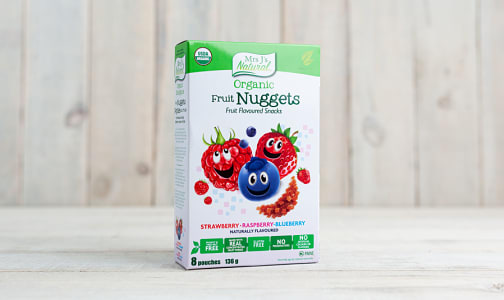 Organic Fruit Nuggets- Code#: SN1566