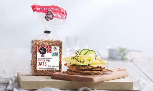 Gluten Free Oats Crispbread- Code#: SN1581