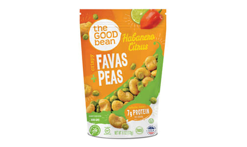 Favas + Peas, Habanero Citrus- Code#: SN1591