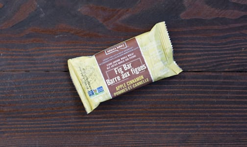 Whole Wheat Apple Cinnamon Fig Bars- Code#: SN1601