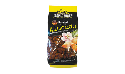 Almonds, Roasted- Code#: SN1615